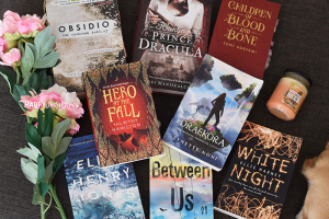 Indulgence Insider #74 – Love YA Event, Fantasy Book Club & March Wrap Up