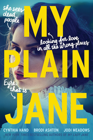 My Plain Jane Review: A Bit Of A Plain Book This Time
