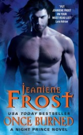 Once Burned by Jeaniene Frost Review: Vlad sizzles on his own