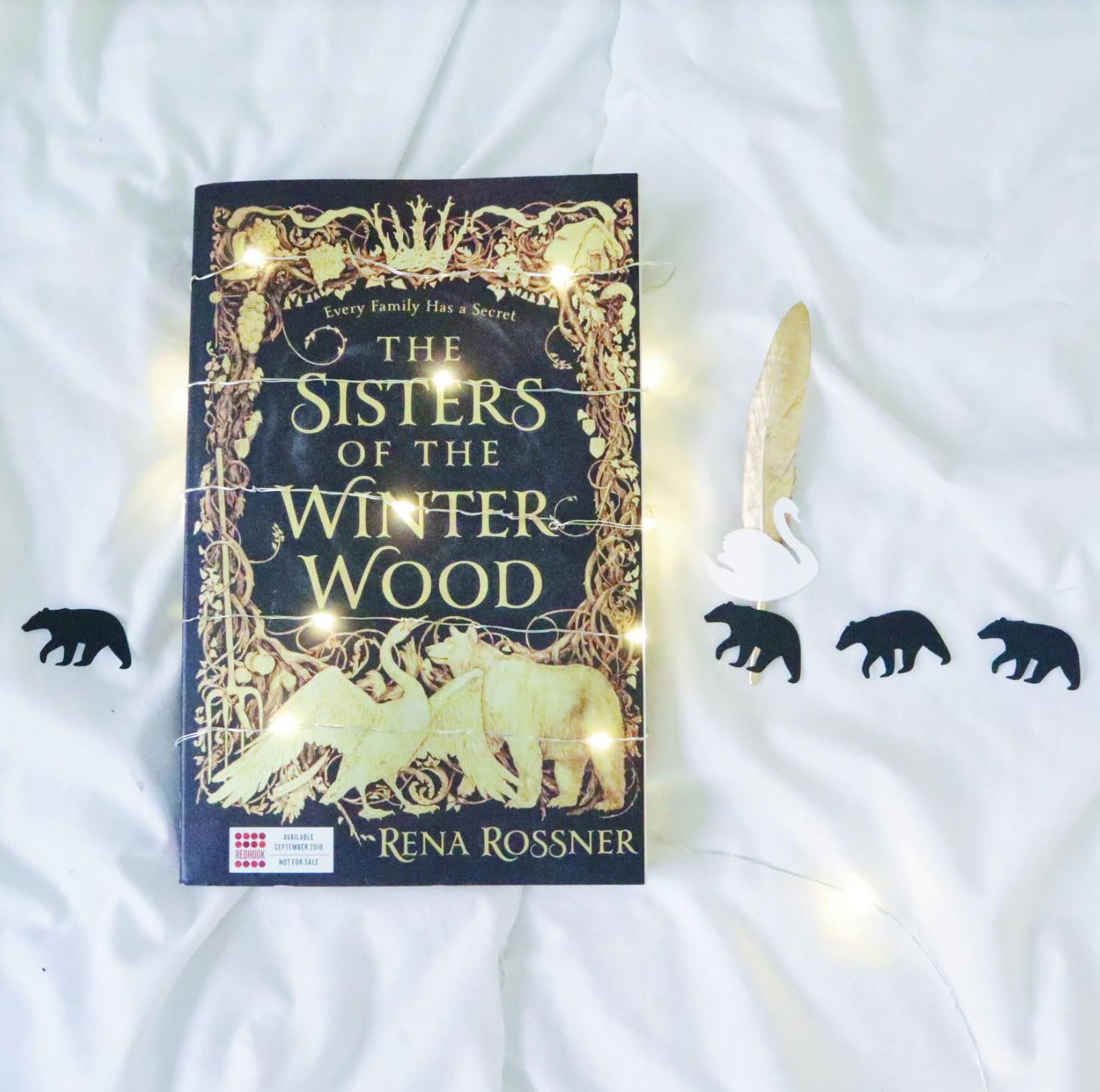 The Sisters of the Winter Wood Review: A Gorgeous, Quiet Fairy Tale To Add to Your TBR!