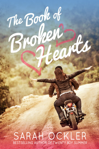 The Book of Broken Hearts by Sarah Ockler Review: This will indeed break your heart