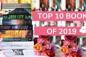 Jeann's Top 10 Books of 2019