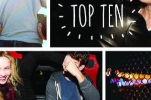 Top Ten Review: Ten Things About This Book