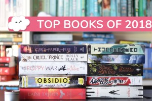 Jeann's Top 10 Books of 2018: Yes They're All Fantasy