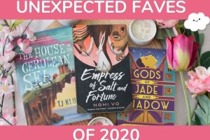 Unexpected Favourite Reads of 2020