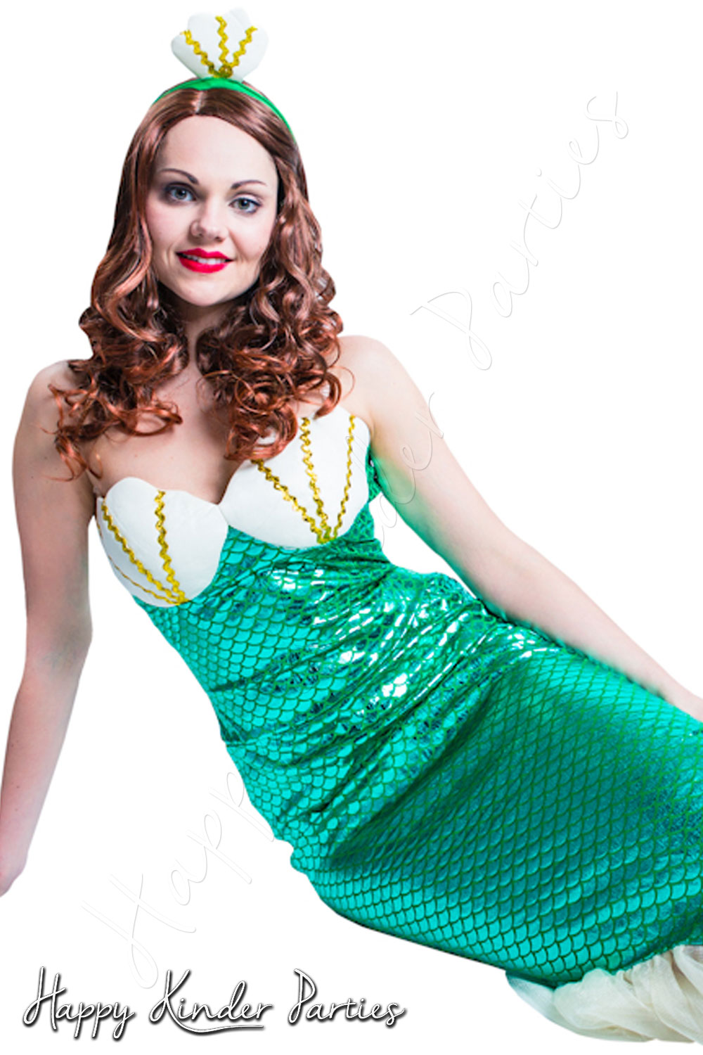 Mermaid Childrens Party Entertainer Costume
