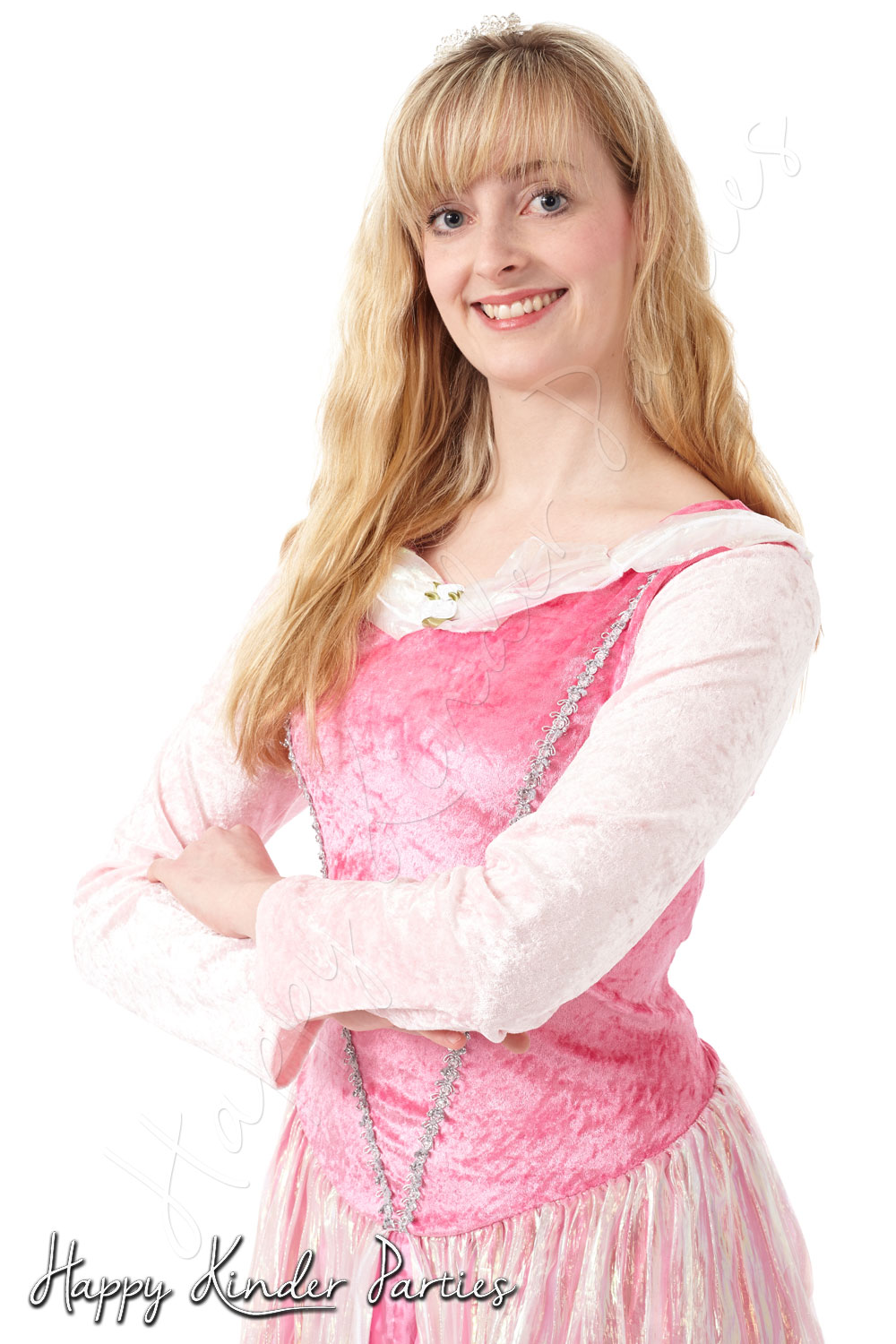 Princess Childrens Party Entertainer Costume