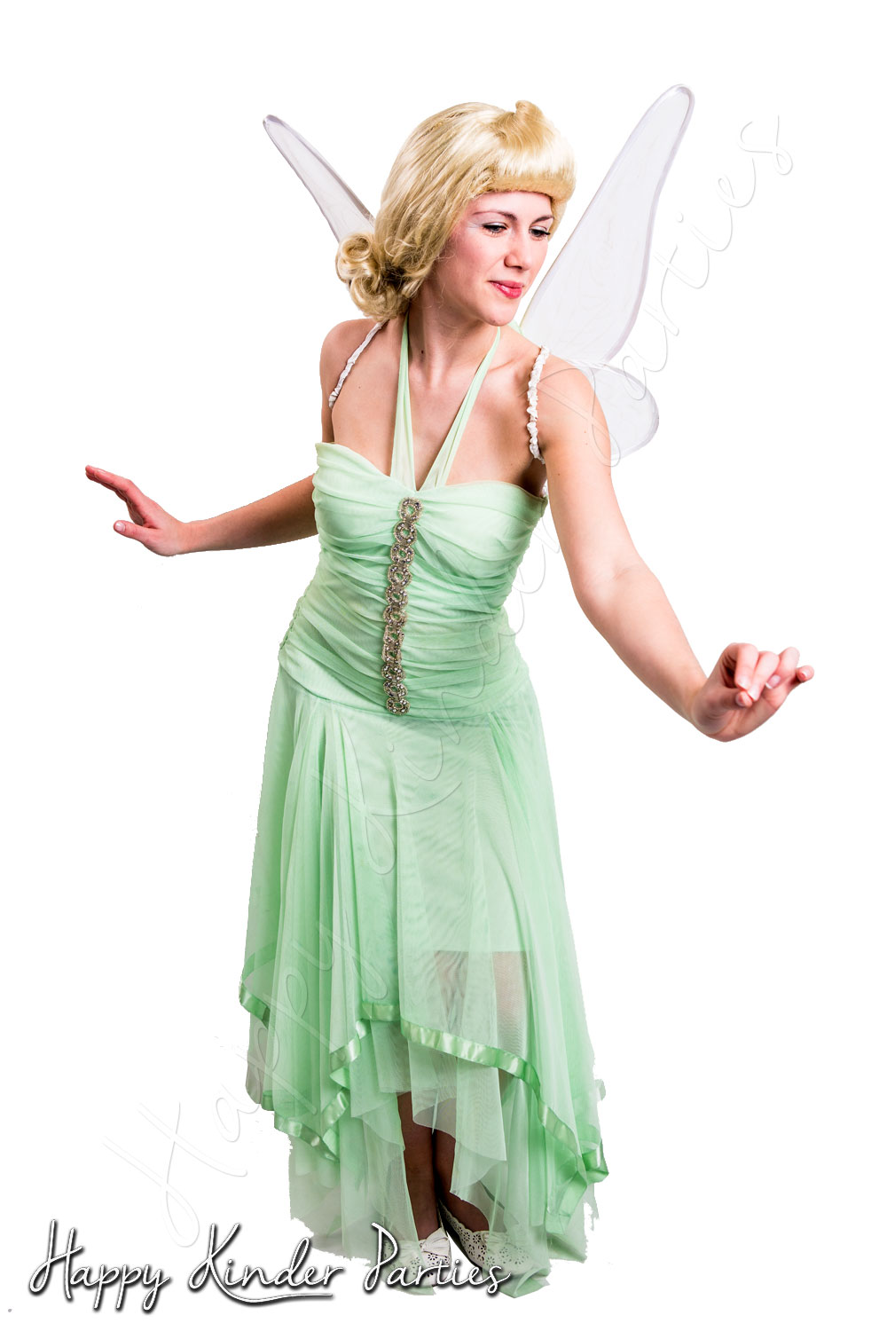 Fairy Childrens Party Entertainer Costume