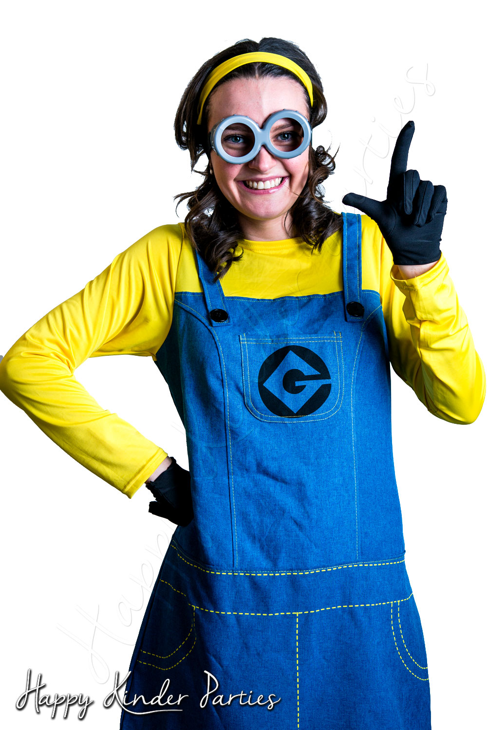 Minions Childrens Party Entertainer Costume