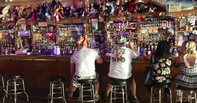 Downtown LV Bar Crawl
