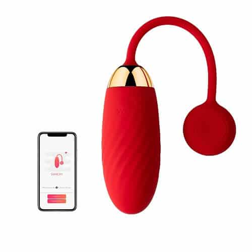 Svakom Ella App Controlled Sex Toy
