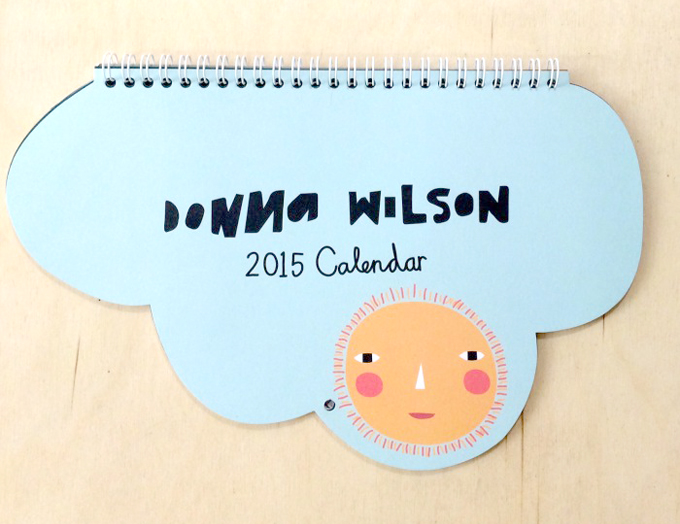 donna-wilson-Calendar 2015-2