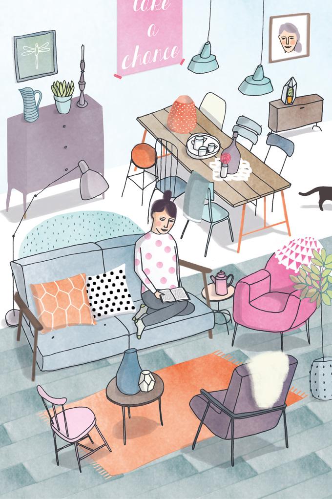 Karen Weening illustraties