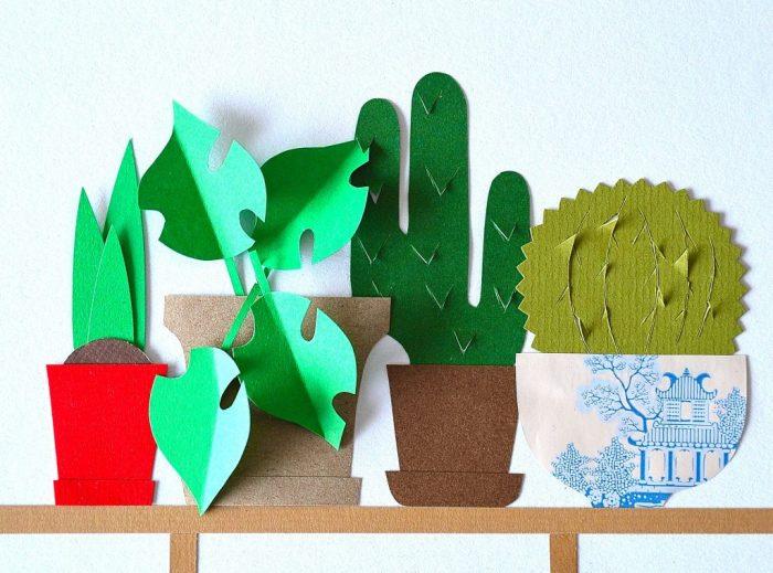 Becolorand Workshop Plantenselfie PaperPassion HappyMakersBlog