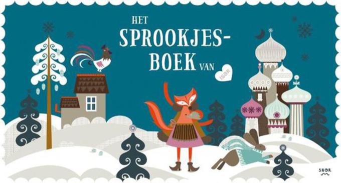 Het sprookjesboek Isak Snor