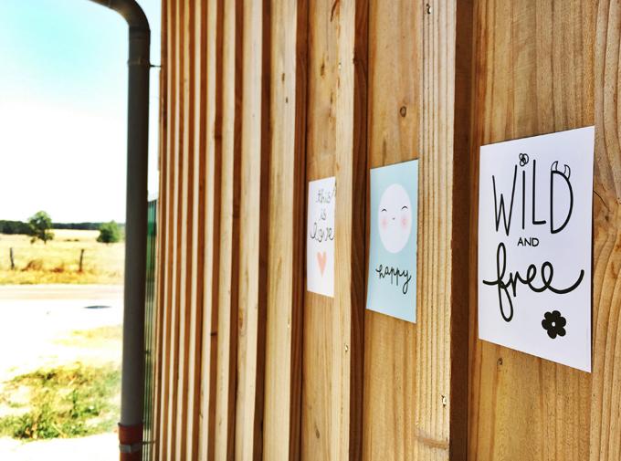 Love Wild Free Happy Cards HappyMakersBlog