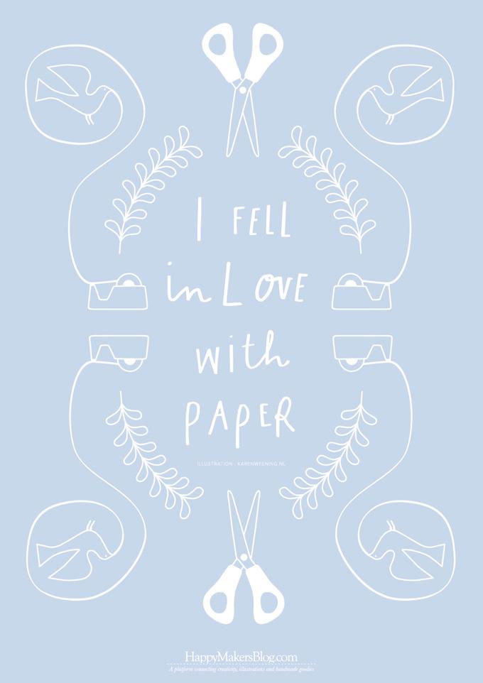 Papier Atelier bij FlavLive
