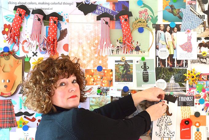 Workshop PapierAtelier Denise BeColorAnd