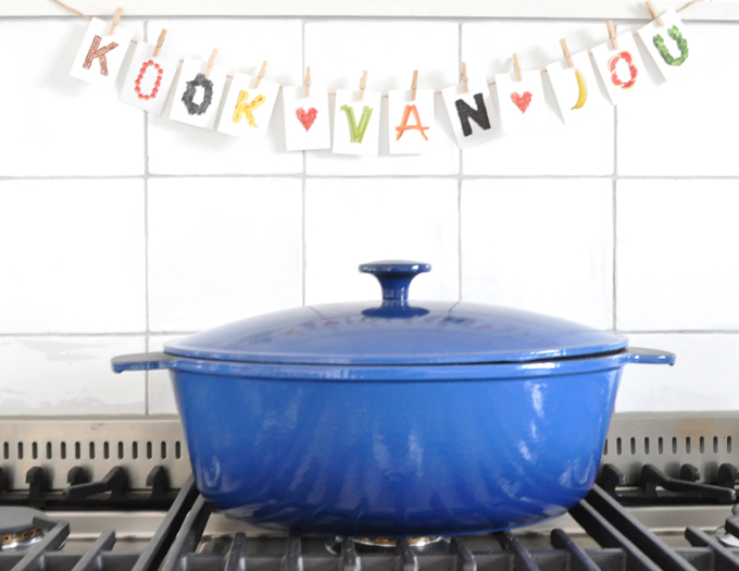 LiefsMinislinger kook van jou-voorbeeld