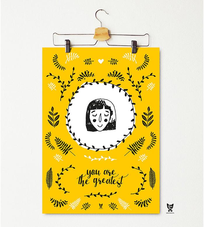 PanLisPL Mothersday poster