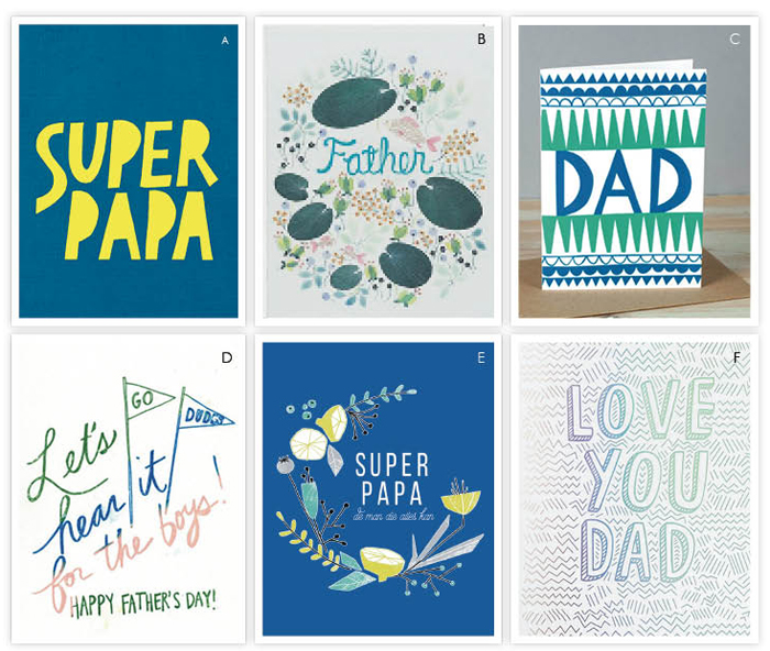fathersday postcards round up