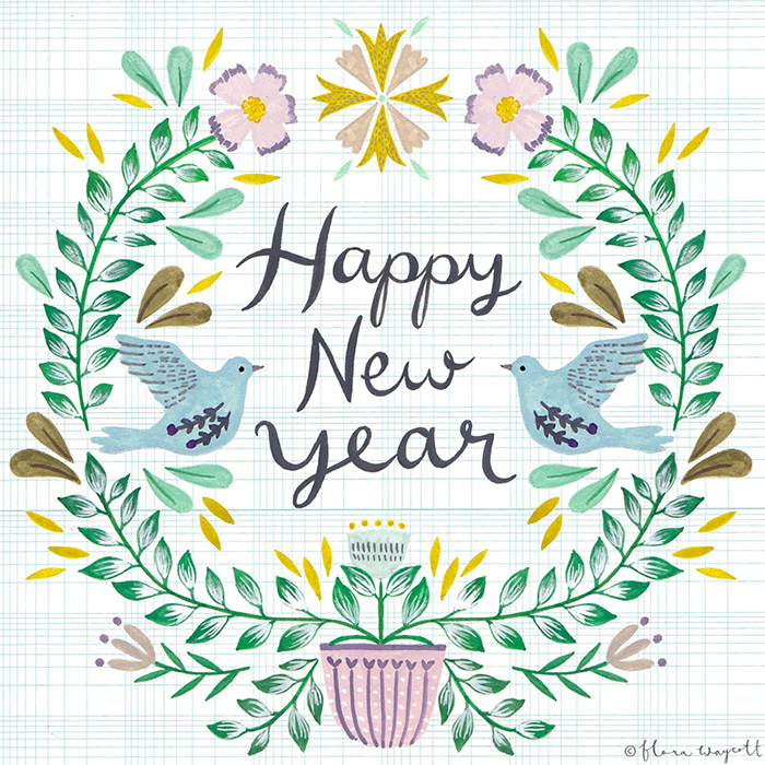 florawaycottdesign-happy-new-year