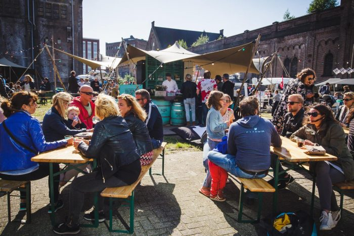 Eten op rolletjes Haarlem 4