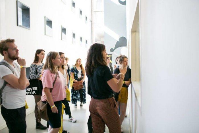 introdagen kunstacademie kabk happymakersblog
