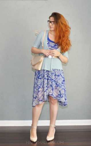 17ec69e24a7 How to Wear a Sundress to The Office with Styling Tips