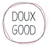blog happy mama green logo doux good