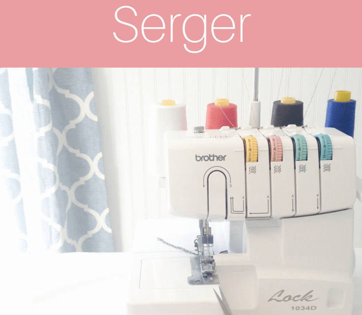 Learn to Serge: Thread Your Serger Machine