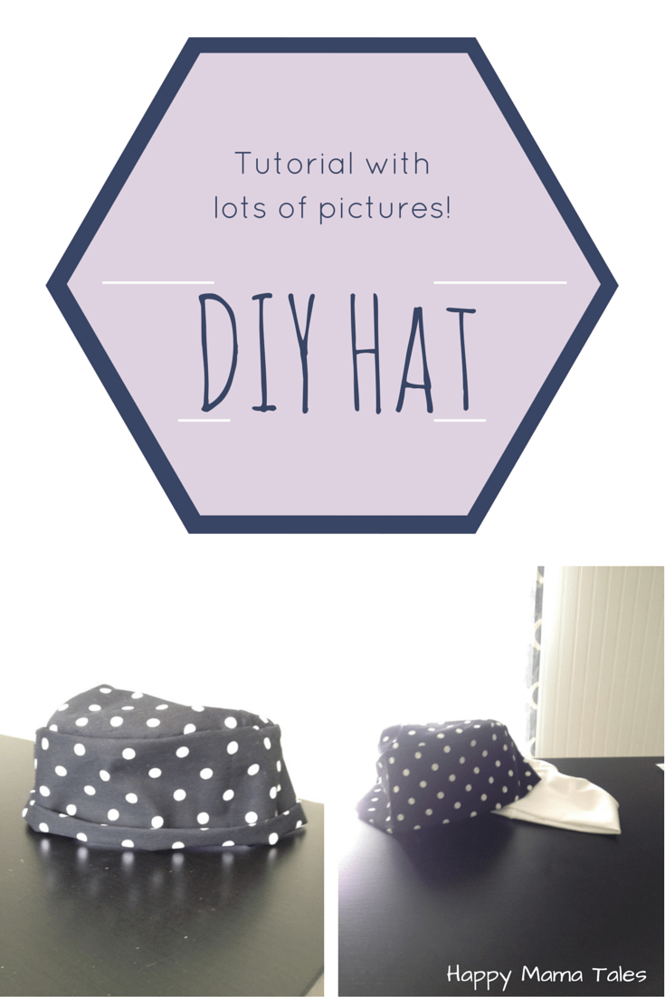 DIY Hat Tutorial