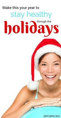 Join the Healthy Holiday Challenge