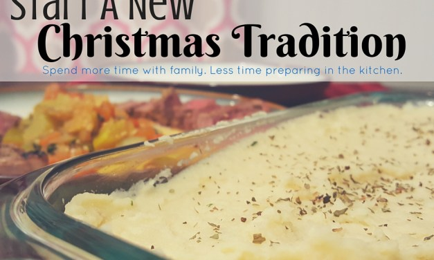 A Christmas Tradition {On a budget}