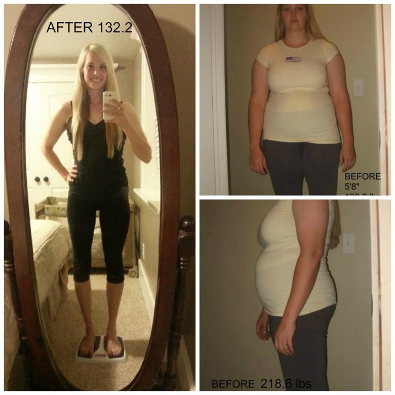 Take Shape for Life will transform your body and mind. Here is one example!