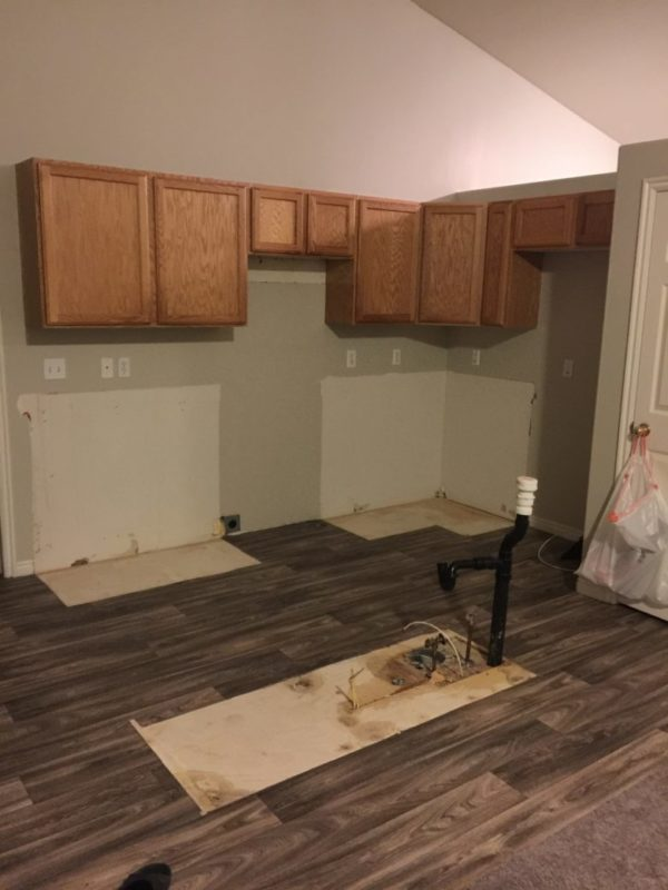 Check out these amazing Ikea Kitchen Before & After Photos! The transformation is amazing!