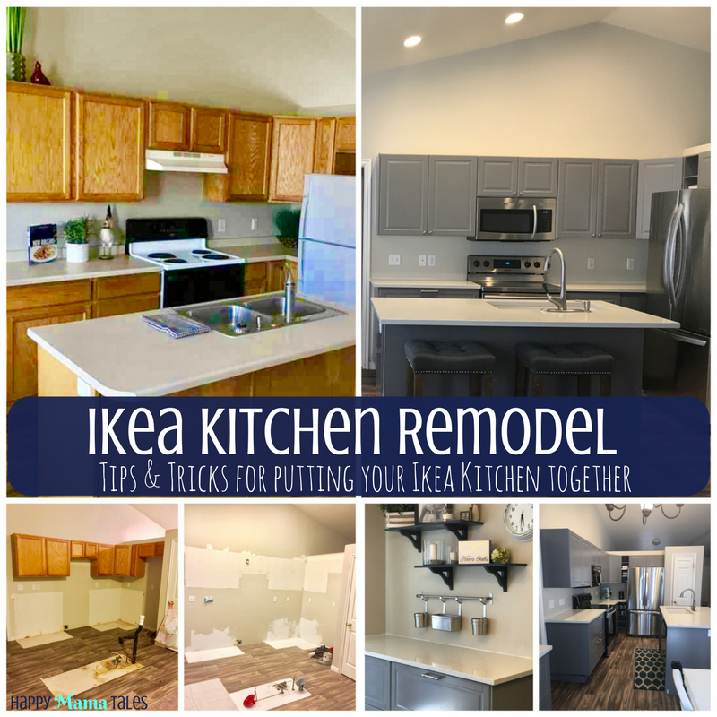 Review of ikea kitchen cabinets happy mama tales for Ikea cabinetry reviews