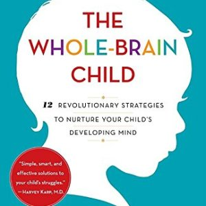 The Whole Brain Child: 12 Revolutionary Strategies to Nurture Your Child's Developing Mind book is absolutely amazing!! Learn how to discipline, validate and help your child thrive! This is a Happy Mama essential!!