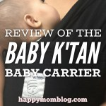 Why I Love My Baby K'tan Baby Carrier/Wrap