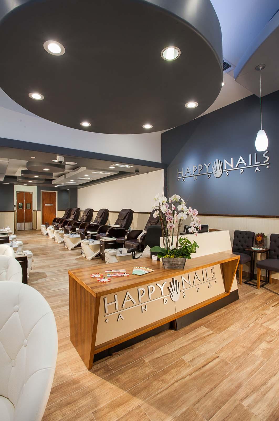 Home Happy Nails Nails And Spa Salons
