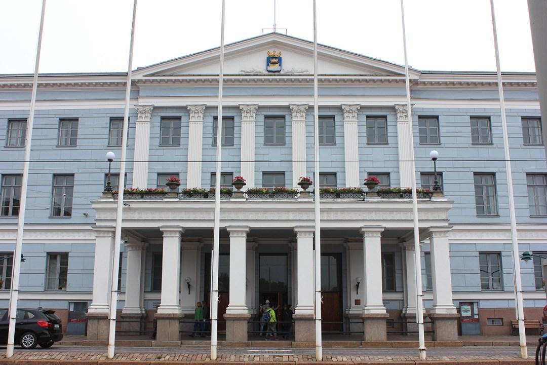 Helsinki-bâtiment