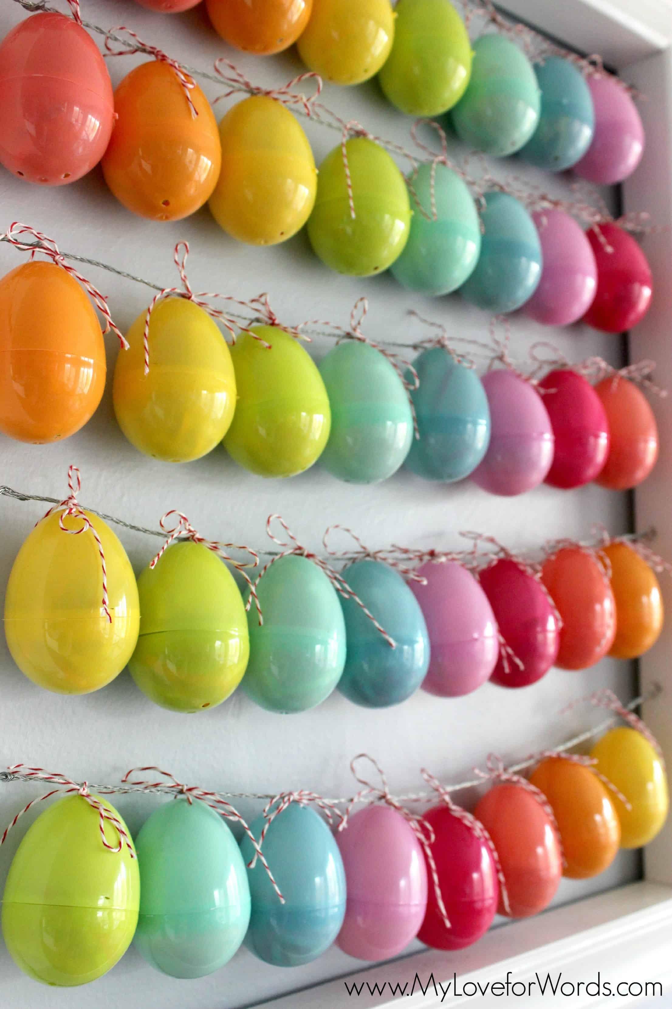 Easter Egg Countdown Amp Free Printables