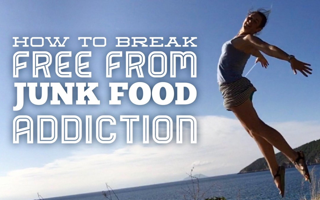 How to break free from junk food addiction