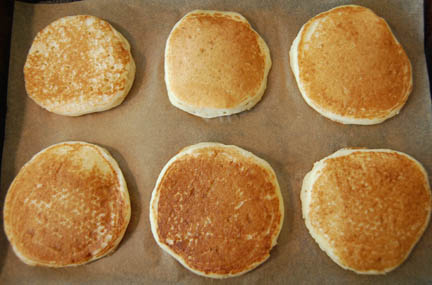 How to freeze pancakes | Happy Simple Living