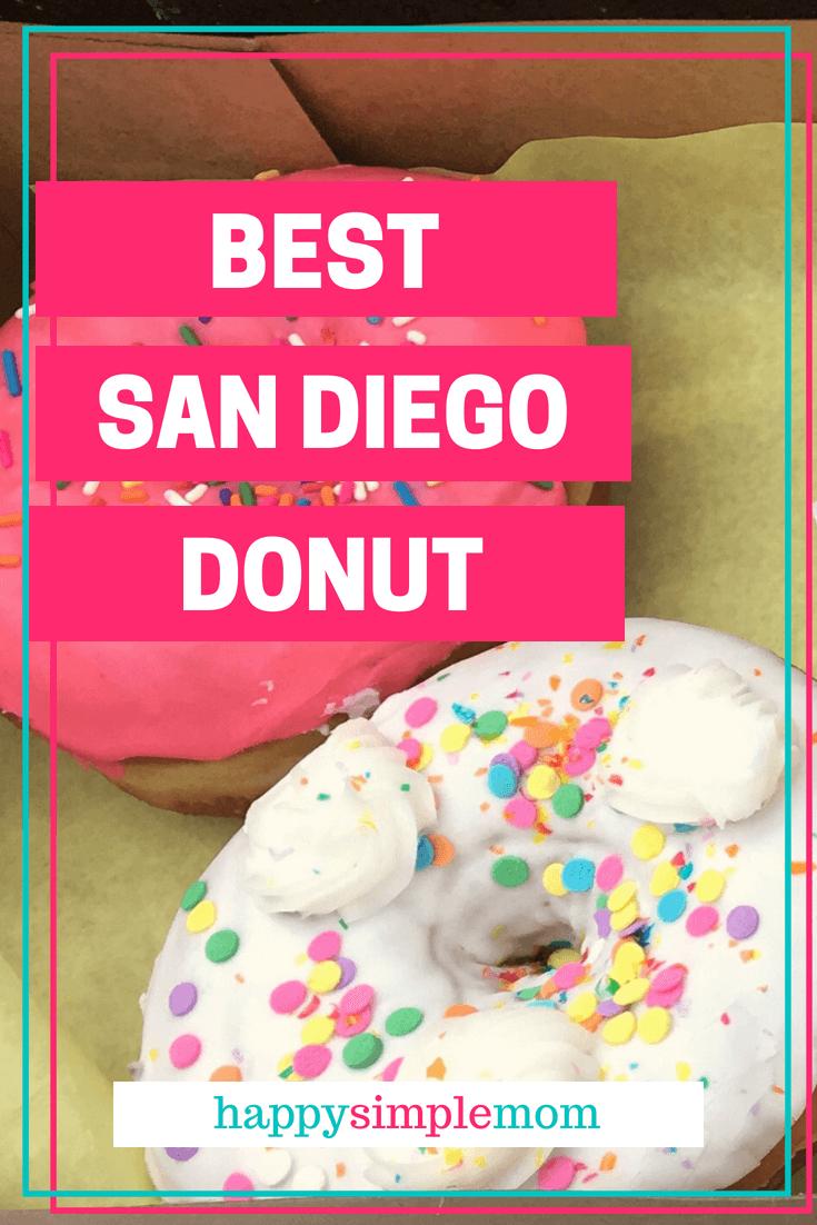 Best San Diego Donut Shop