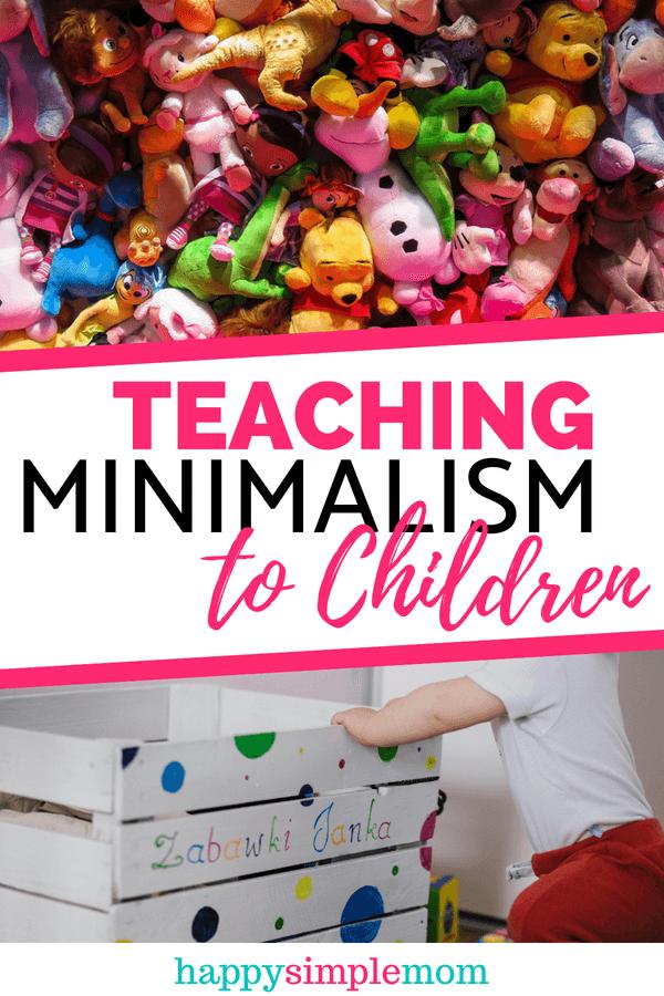 Teaching Minimalism to Children