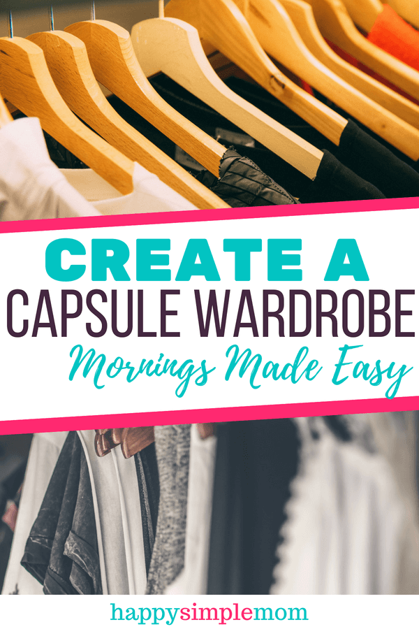 Create a Capsule Wardrobe | Business Casual Capsule Wardrobe | Casual Capsule Wardrobe