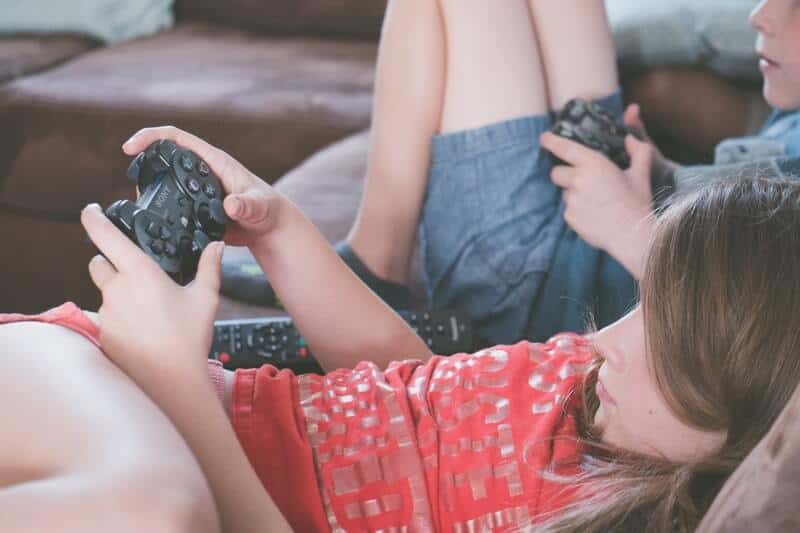 Your kids don't need a ton of electronics and fancy toys to be a happy kid.
