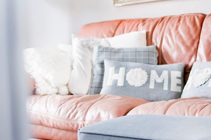 Pick-up daily to maintain a clutter-free home