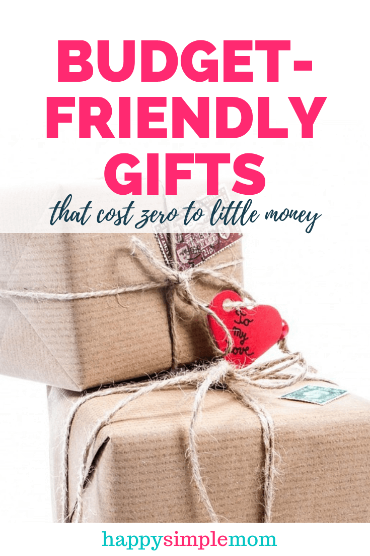 Gifts for Minimalists: Budget Friendly Gifts